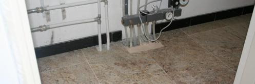 goedkopevloertegels.nl - Vloerverwarming, Vloerverwarming na oplevering